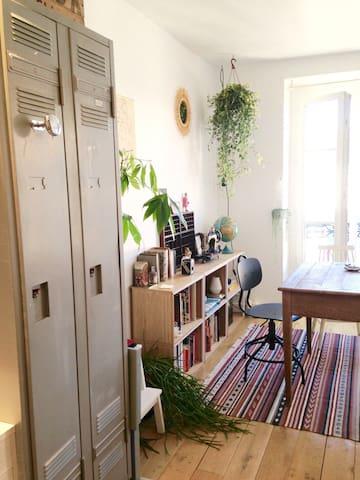 Joli studio sur le Canal Saint Martin - Paris - Apartamento