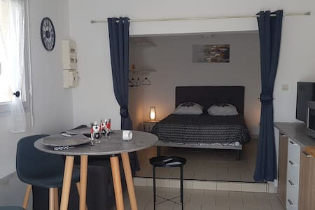 Bourg/gironde, Studio 30m² tout confort moderne