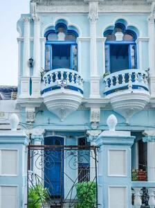 Casa azul vedado - Ház