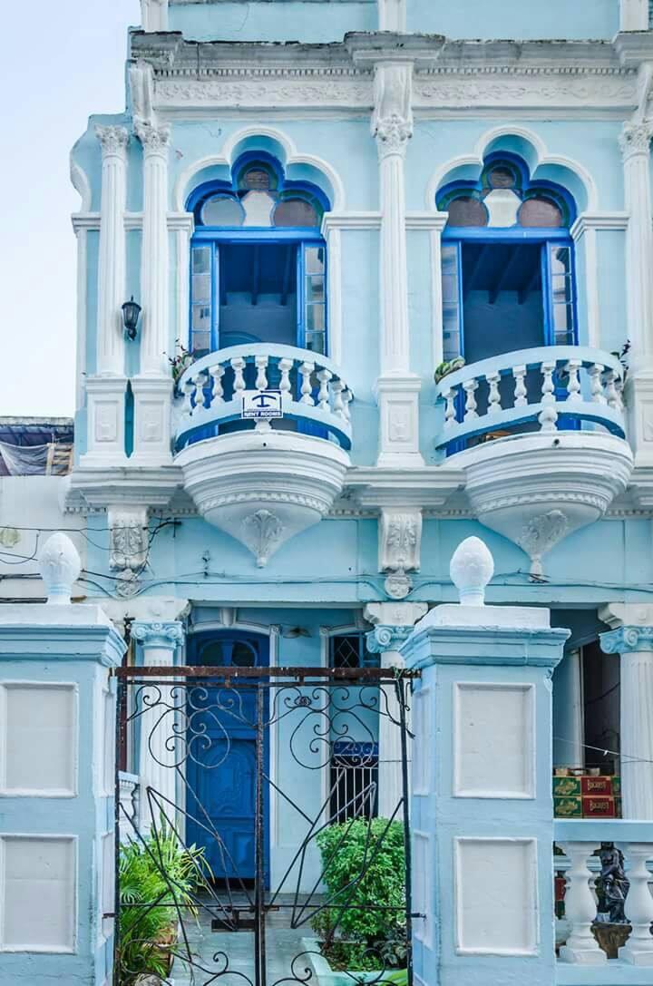 Casa azul vedado