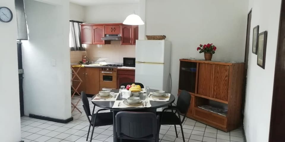 Apartment located in Minerva area