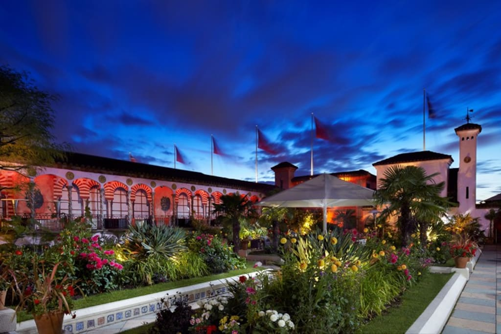 Kensington Roof Top Gardens