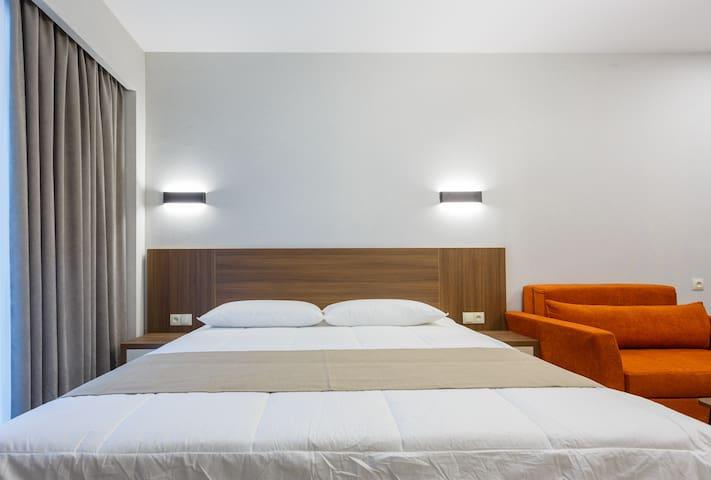 Bakuriani Crystal Residence room 513