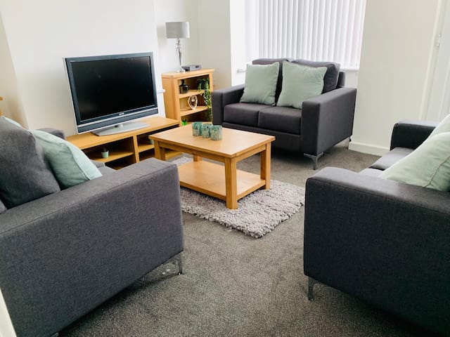 Quality Contractor Accommodation - £500pw