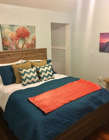 Vacation at 1904 Suite B. 900 Square Feet