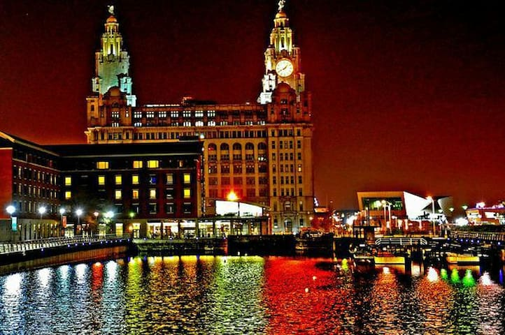 liverpool nr city & stadiums - Liverpool - House