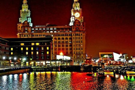liverpool nr city & stadiums - Liverpool