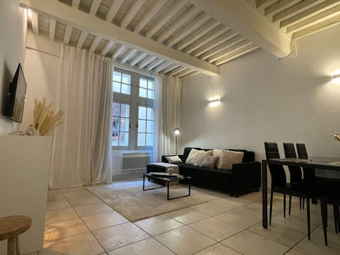 2 rooms apartment in central Nîmes