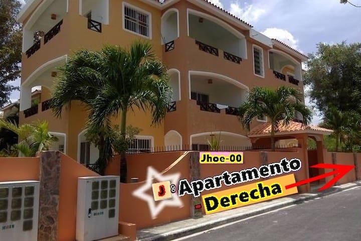 Bayahibe - La Romana (Johe-00) - Los Melones - Apartment