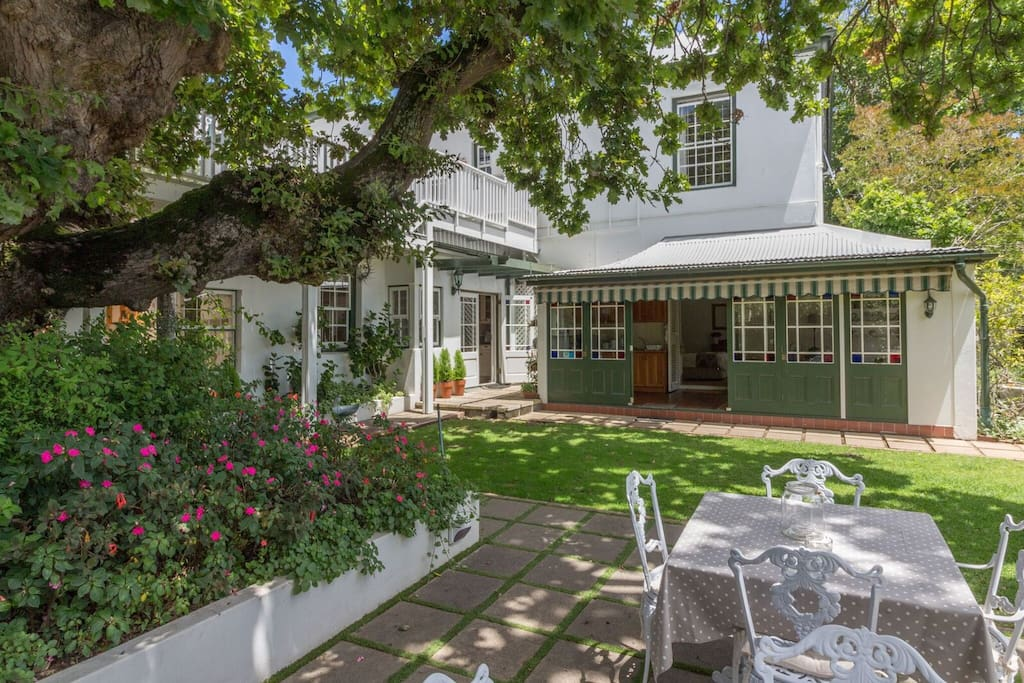 Bed And Breakfast Rondebosch Cape Town