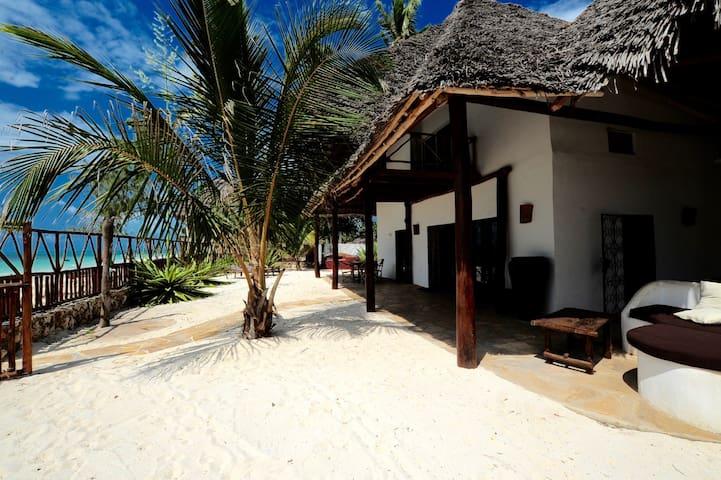 Beach Front Villa Patti ZanzibarHouses