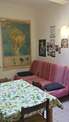 Cozy room next to Giardini Margherita!