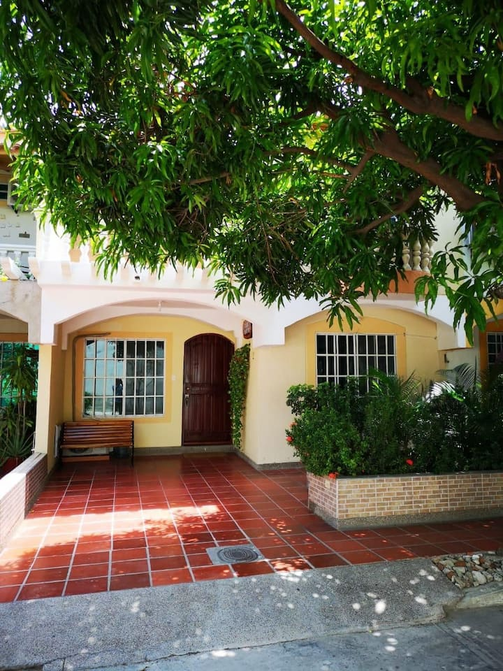 Casa Caribe Colombia. Santa Marta.