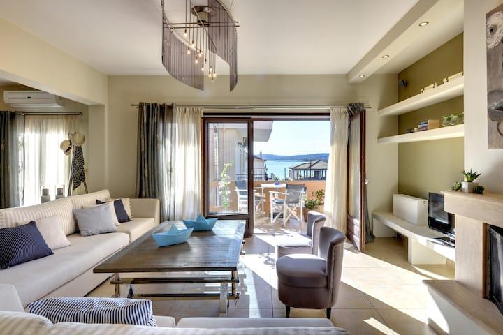 Laguna View 3BR Condo in Porto Heli by JJ Hospitality