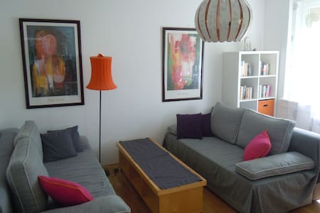Apartment Ljubljana near rail and bus station! - Ljubljana