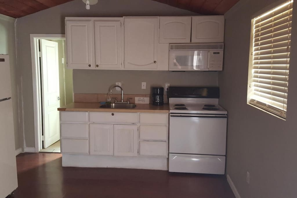 Kitchen is best feature of this listing.