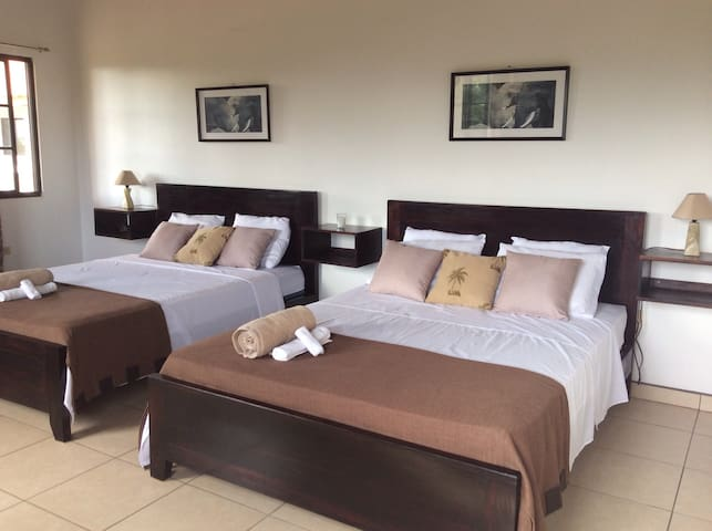 Room L @ Playa Las Comadres