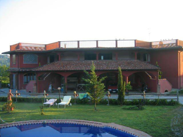 Toscany Holidays Villa Sunflower - Pallerone