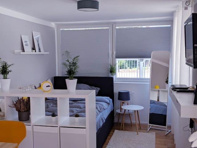 Gemütliches Tiny House Apartment im Murgtal