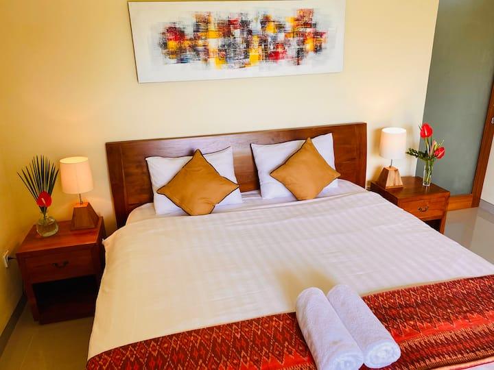 Puri Mustika Bed & Breakfast  Balinese way of life