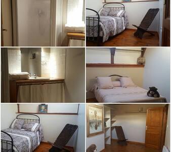 Location chambres double  proche du MEZENC - Saint-Martin-de-Fugères