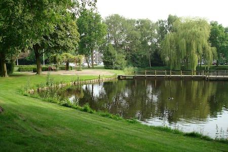 Located on park, near The Hague and Scheveningen - Voorburg