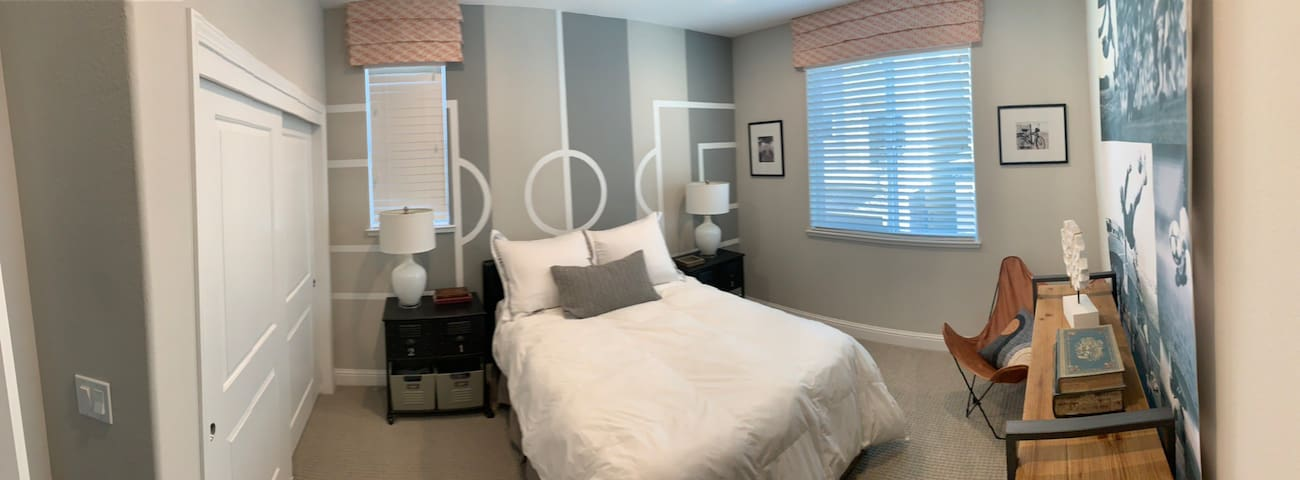 Clean, Newly Furnished Bedroom