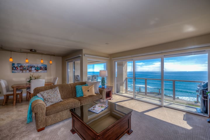 Seascape Sur Ocean Front - Whitewater Views!