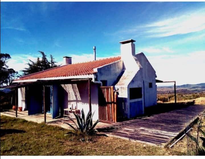 Pueblo Edén, Maldonado. Casa campo para 4 personas