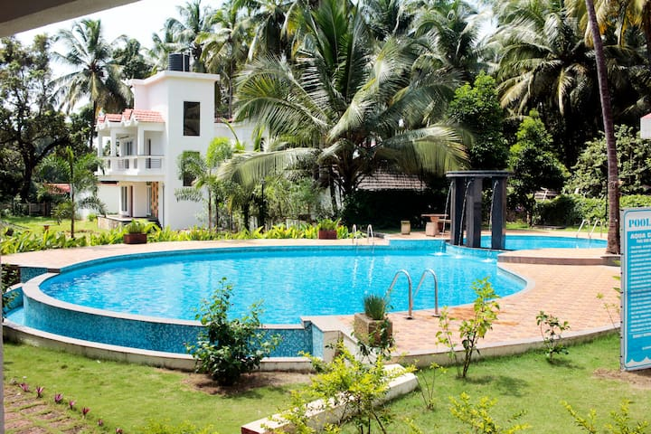 2BHK Premium Apartment, Arpora, Baga, North Goa