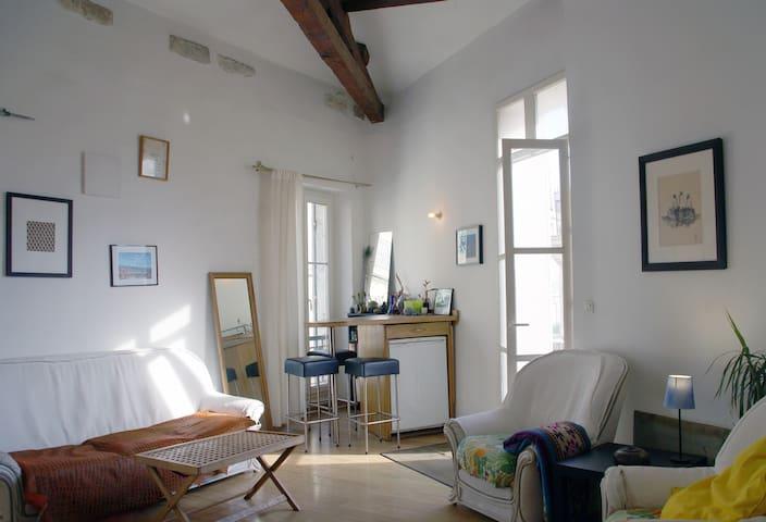 Chambre Vieux-Port / Quartier du Panier