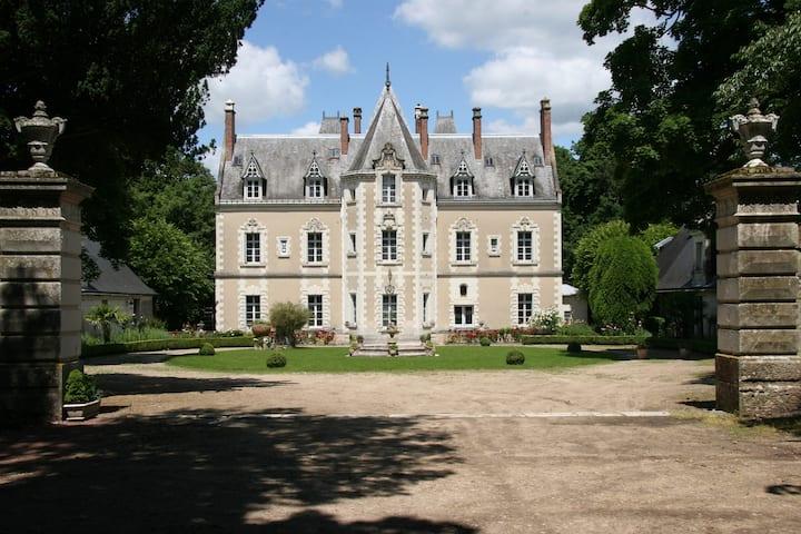 """Gîte """"la Maison du Boulanger"""" @Château de Fontenay"""
