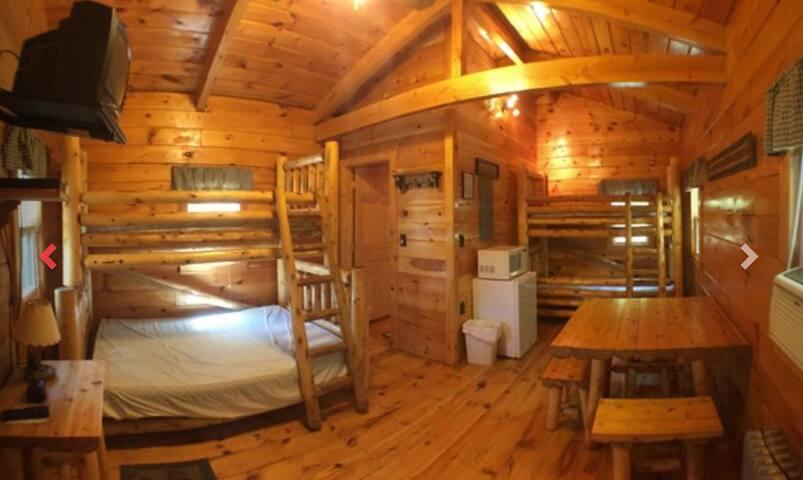 Cozy Camping Cottage (SKO-KT)