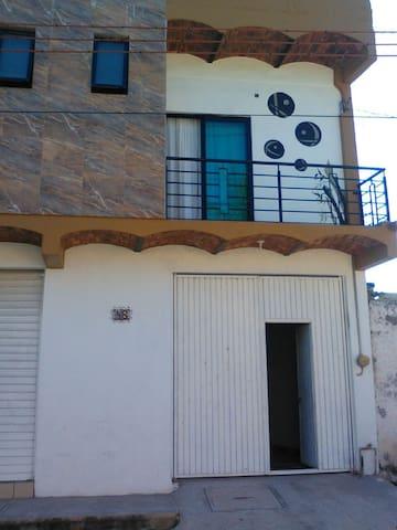 CASA ISIS-BUNGALOW B - La Peñita de Jaltemba - Apartamento