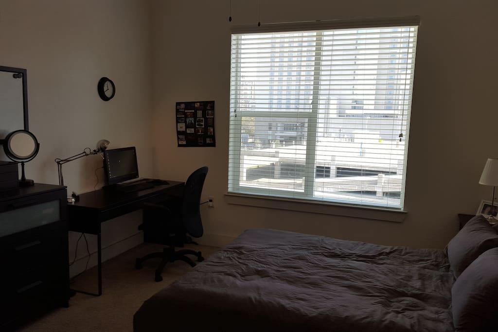 Desk available for office woks