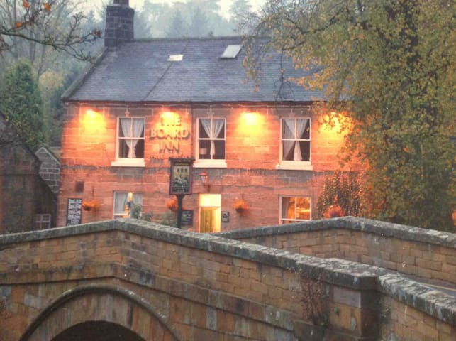 The Old Granary Room, The Board Inn , Lealholm