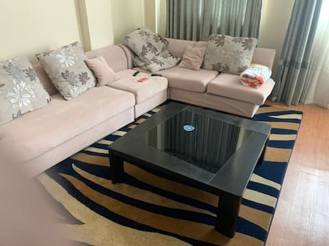 Furnished flat in bole
