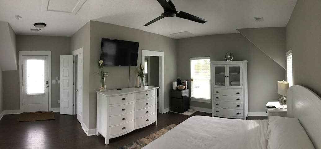SUMMERVILLE SC, Upscale Neighborhood PRIV STUDIO