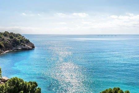 Loft en Altea/Calpe; Piscina, playa y montaña - Altea
