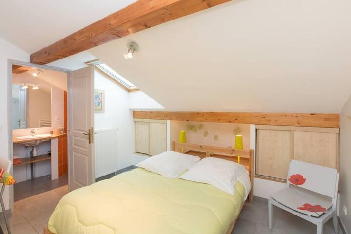 Double room-Classic-Ensuite-étage