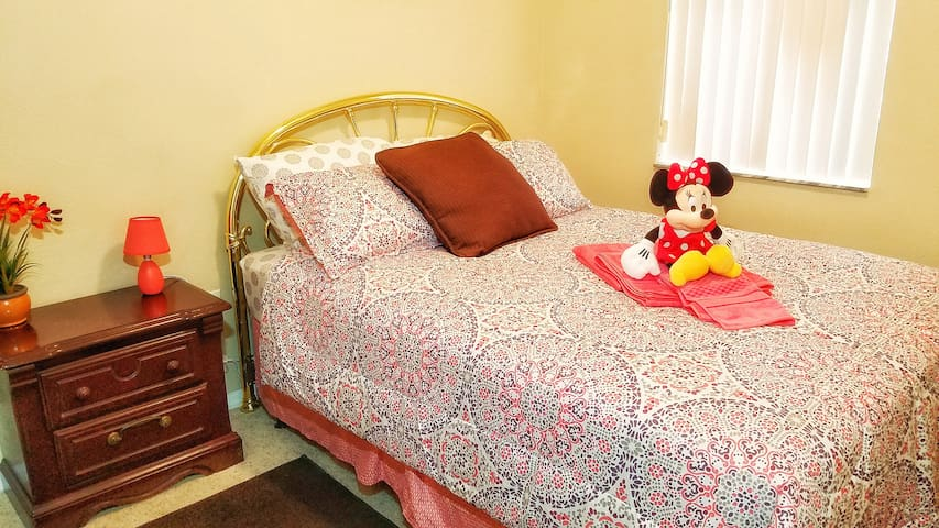 A beautiful room in a magical world of Disney