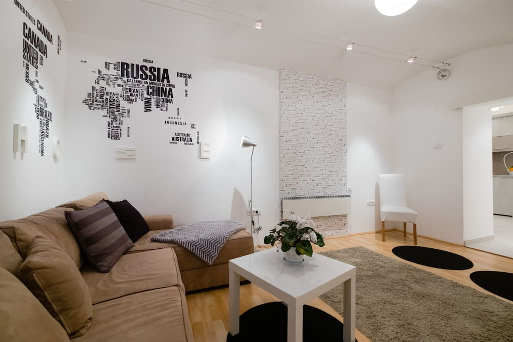 Apartment with style in the CITY CENTER
