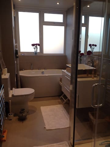 Room close to ExCel and 02 - London - Hus