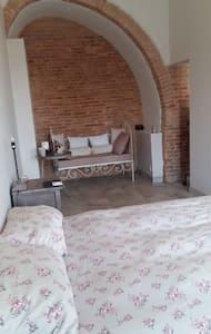 Chambre / salle d'eau privatives, centre Montauban - Montauban - Apartamento