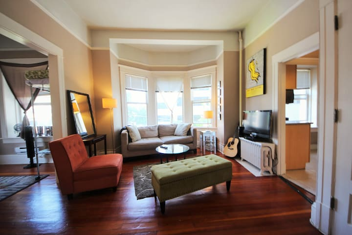 Charming Apt, VERY Central Location - Seattle - Huoneisto