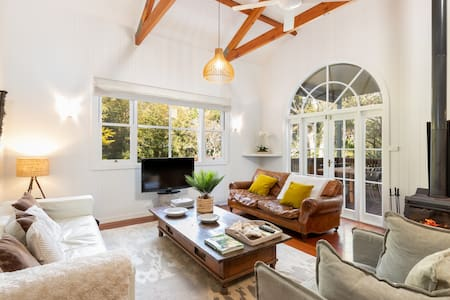 Luxurious & tranquil Jetty House, Coffs Harbour