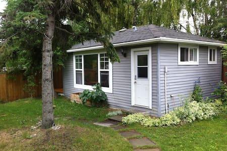 cozy laneway house calgary maison - Maison Canada