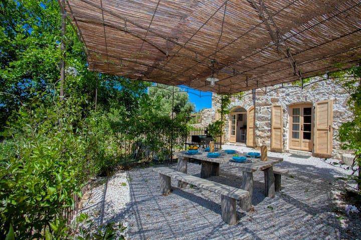 Gîte agritourisme,  Pigna, Corse - Pigna - Haus