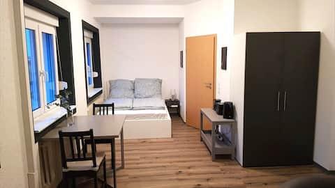 Hübsche Apartmentwohnung in zentraler Lage