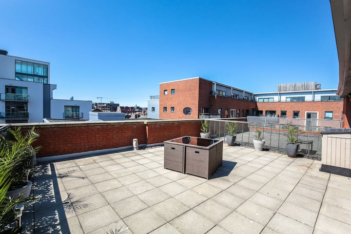 Penthouse Apartment - Liverpool Ropewalks